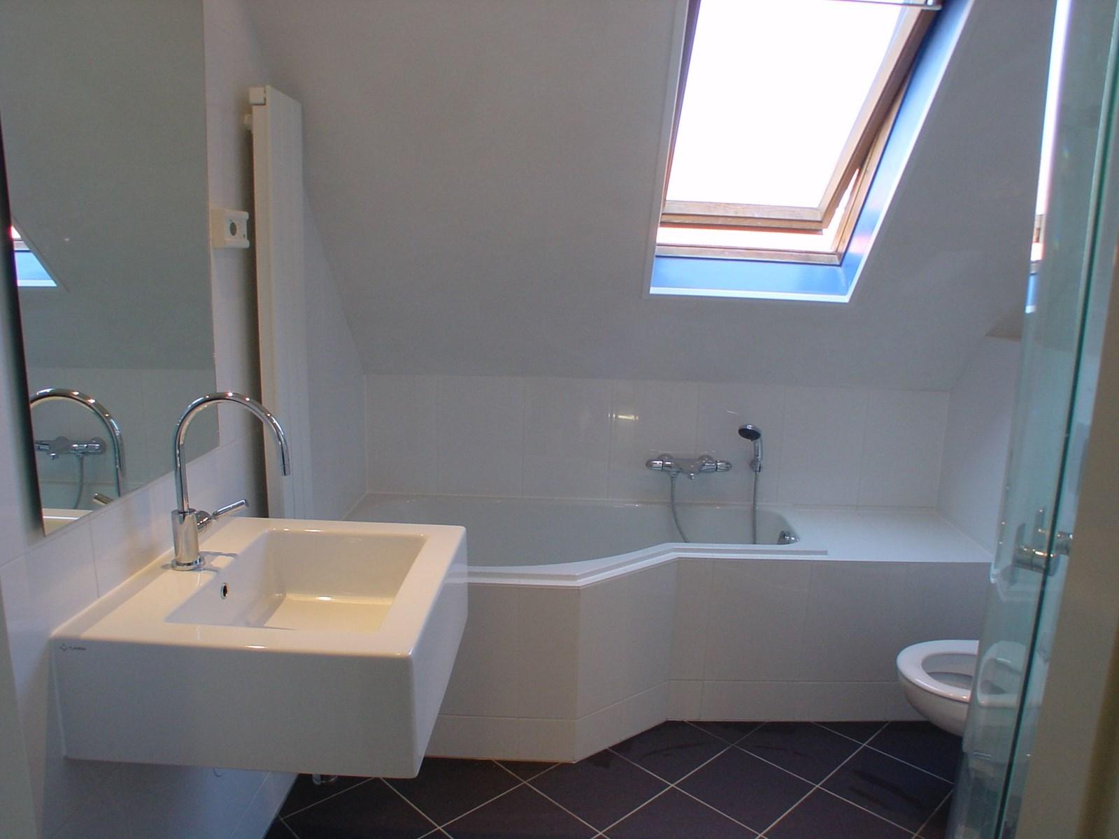 Nieuwe badkamer - Erik de Graaf Badkamer Design
