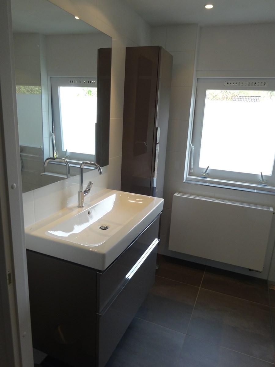 Badkamer met inloop douche erik de graaf badkamer design - Mode badkamer ...