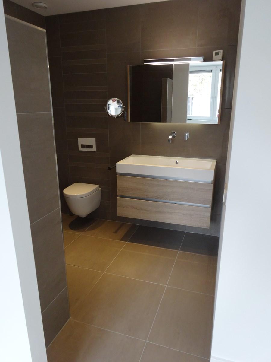 Renovatie woning erik de graaf badkamer design - Mode badkamer ...